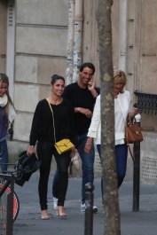 Rafael Nadal and girlfriend Maria Francisca Perello in Paris 2018 (2)