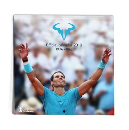 Rafael Nadal 2019 calendar (2)
