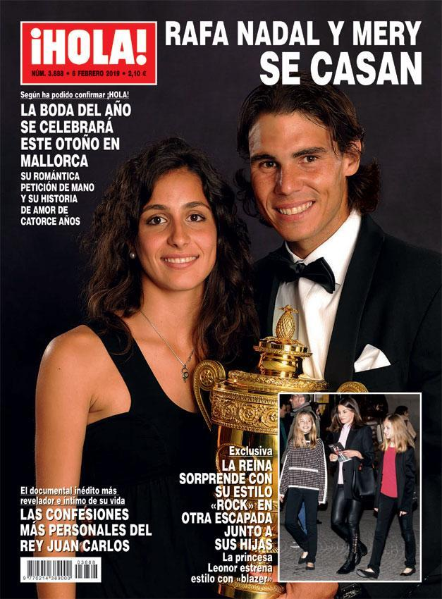 Rafael Nadal Is Engaged And Getting Married This Autumn Rafael Nadal Fans