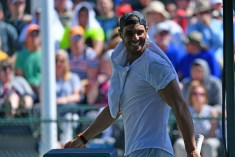 Rafael Nadal (Esp) TENNIS : Indian Wells 2019 - 07/03/2019 AntoineCouvercelle/Panoramic PUBLICATIONxNOTxINxFRAxITAxBEL