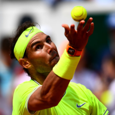 Rafael Nadal beats Yannick Maden at Roland Garros 2019 photo (21)