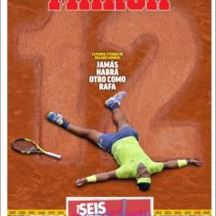 Rafael Nadal's Roland Garros Victory On Newspaper Front Pages (11)