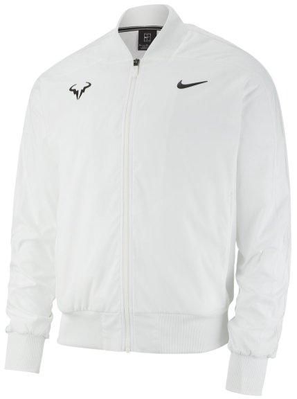 Rafael Nadal jacket Nike 2019 Wimbledon