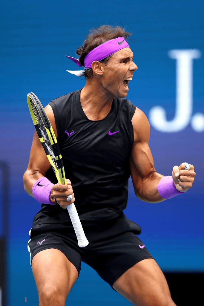 Rafael Nadal 2019 US Open final match vs Daniil Medvedev ...