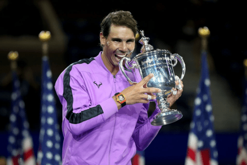 Rafael Nadal wins fourth US Open title 2019 photo