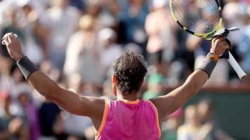 Indian Wells 2019 QF win vs Karen Khachanov - Matthew Stockman/Getty Images
