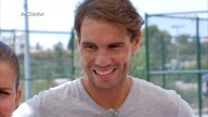 MasterChef Junior' contestants meet Rafael Nadal