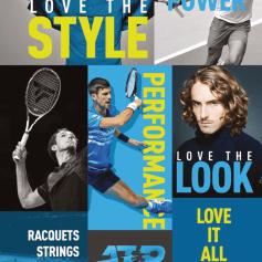 Rafael Nadal 2020 ATP Media Guide