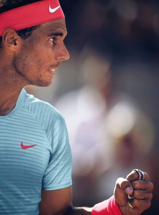 2020 Roland Garros Rafael Nadal Nike Outfit Rafael Nadal Fans