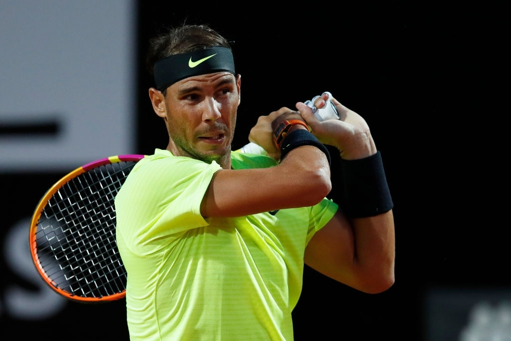 Rafael Nadal makes final eight at Rome Masters with ...