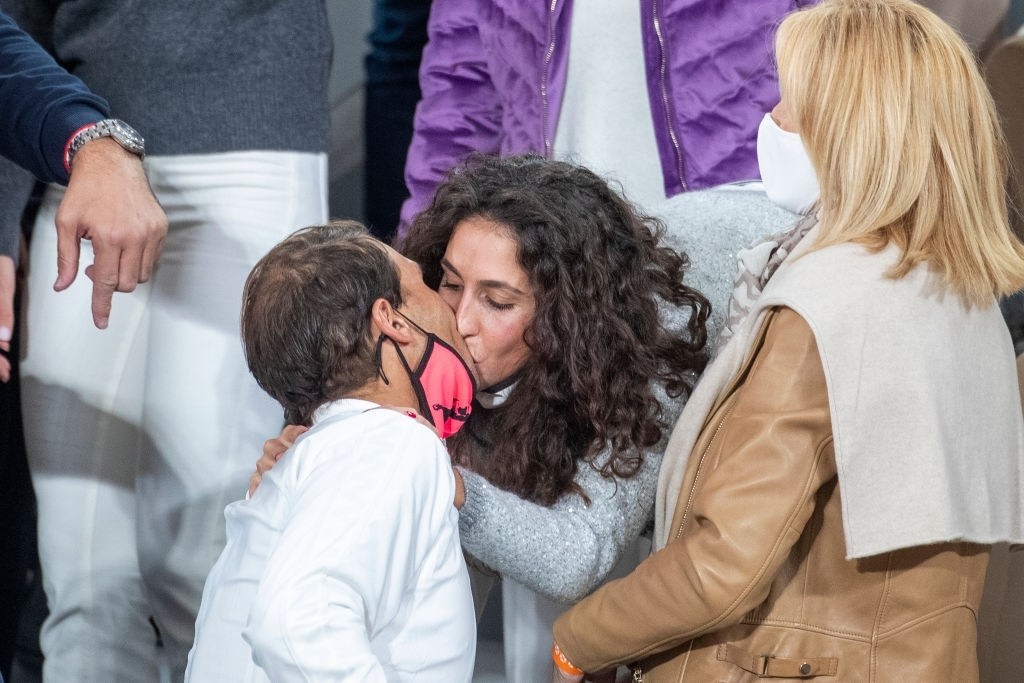 PHOTOS: Rafael Nadal celebrates with family after winning ...
