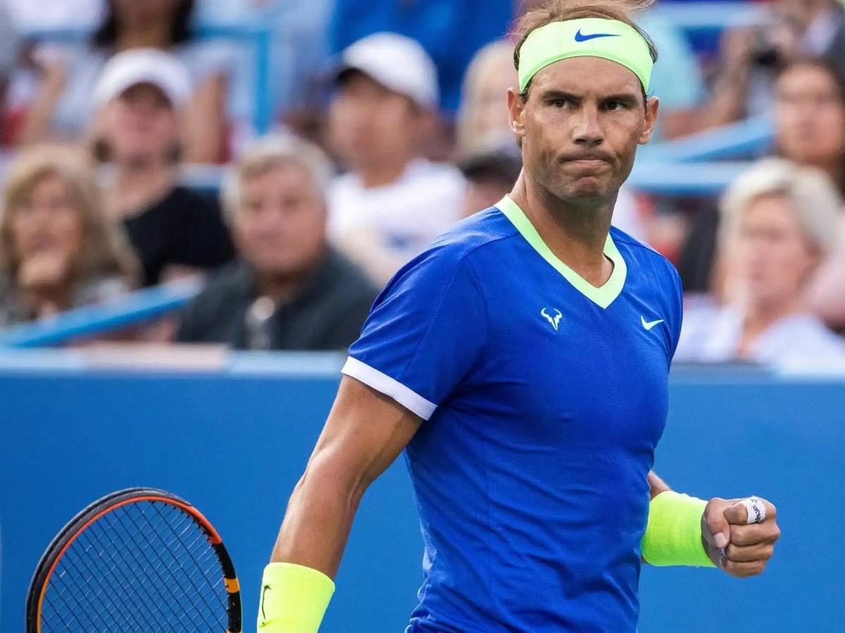 Tricky draw for Rafael Nadal in Toronto
