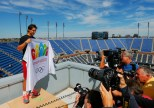 Rafael Nadal supports Madrid 2020 bid from the US Open (3)