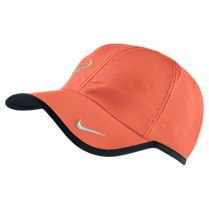 NIKE Men's Rafa Bull Logo Cap Turf Orange (Photo: TennisExpress.com)