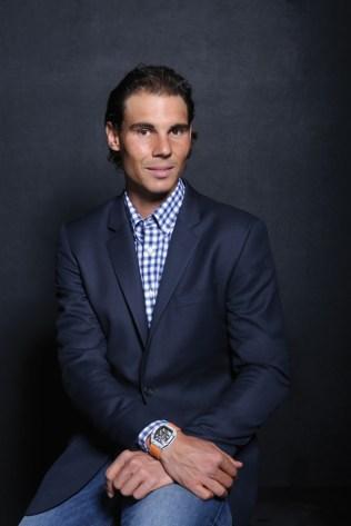 Rafael Nadal covers The Bund magazine (1)
