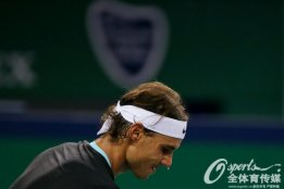 Rafael Nadal into Shanghai Masters quarter finals after beating Milos Raonic (5)