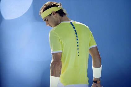 Nadal uniforme Open de Australia