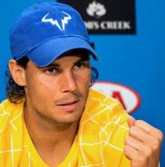 Rafael Nadal press conference interview Australian Open 2016
