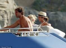 Rafael Nadal continues recovery from wrist injury on holiday with girlfriend Maria Francisca Perello (3)