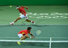 Photo via ITF Olympic Tennis