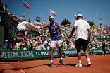 Rafael Nadal practice training Roland Garros 2017 French Open (1)