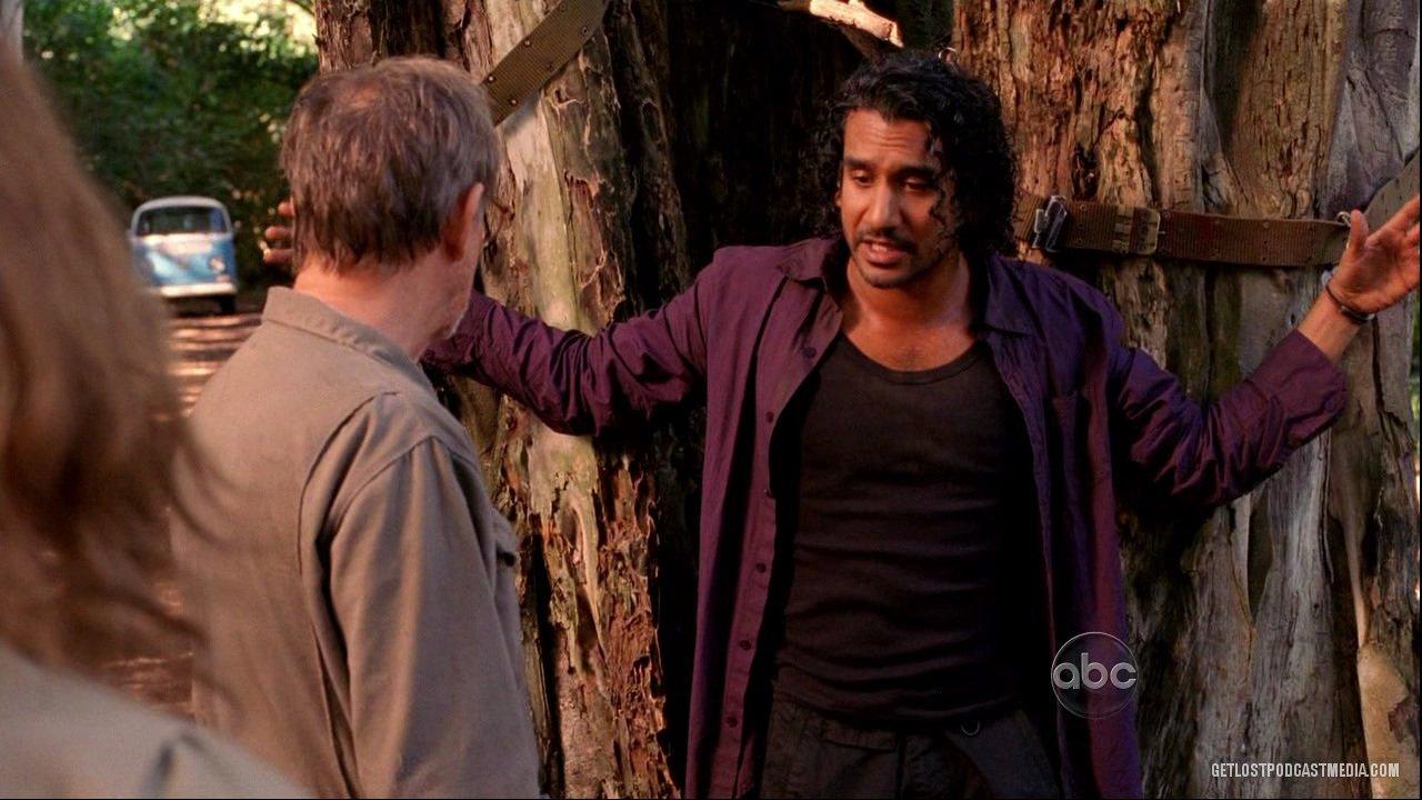 Sayid locão.