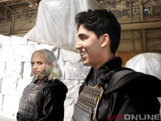 Dev Patel, ok. Mas M Night Shyamalancomo Tio Iroh tem que ser brincadeira!