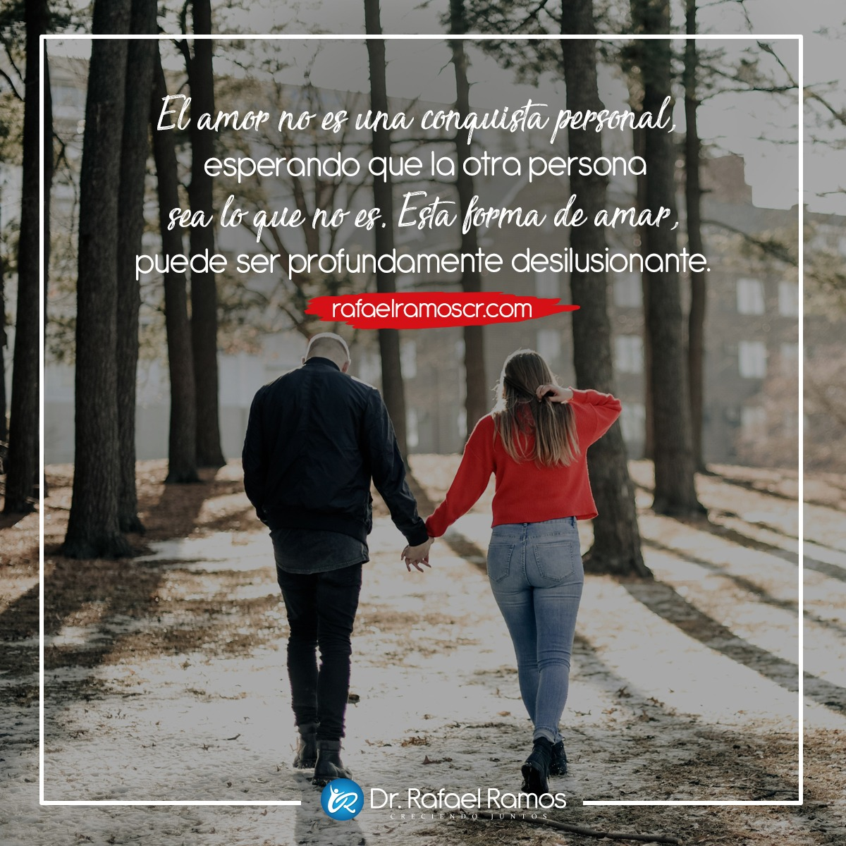 El amor es un tema de dos