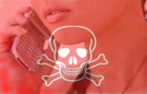 Lista de teléfonos celulares que más rápido producen cancer
