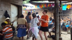 dancing in Guatemala