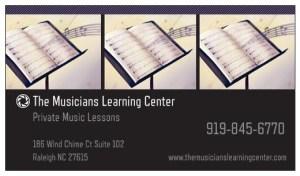 Musicians Learning Center