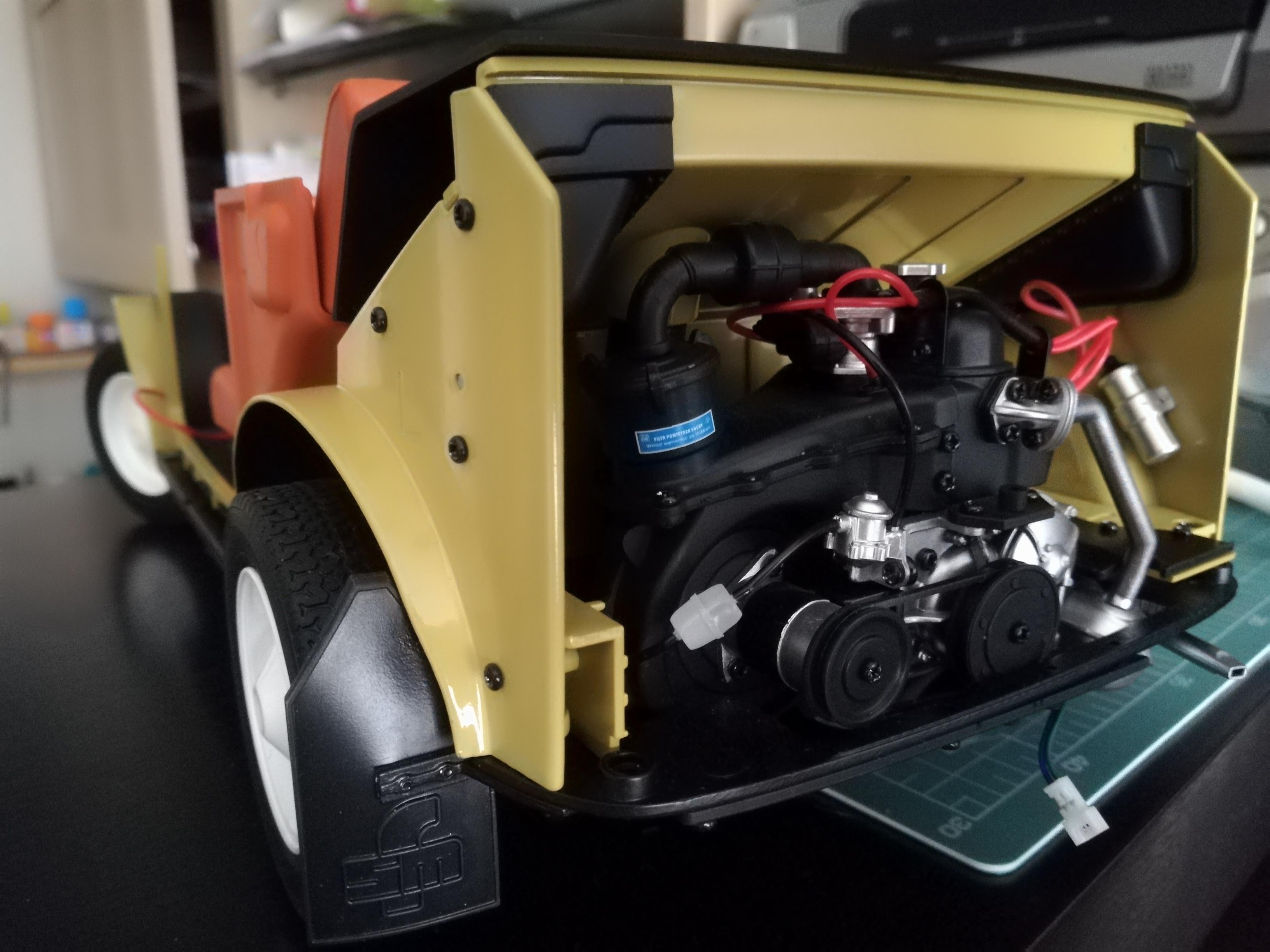 16 miesięcy składania Fiata 126p