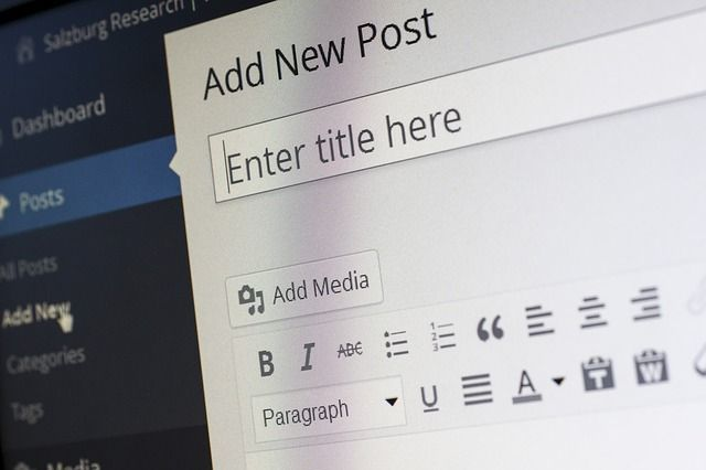 Cambiar la URL de un post en WordPress