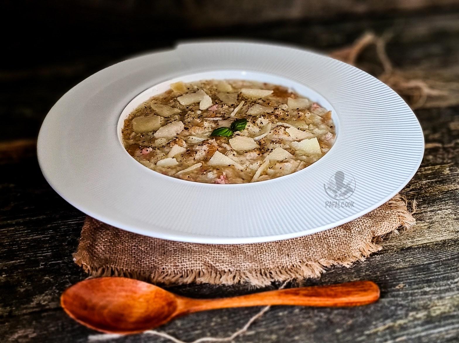 Chlebowa zupa