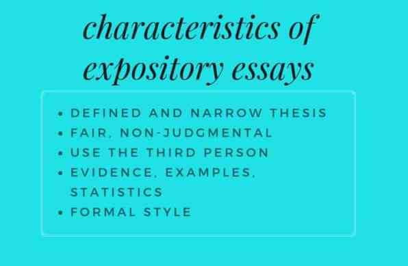 Graduating High School Essay What Is An Expository Essay Essay Thesis Examples also High School Essay Writing Writing An Expository Essay The Ultimate Guide  Rafal Reyzer Essays About English