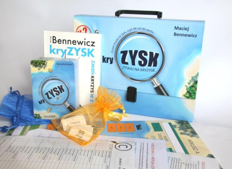 KryZYSK - gra coachingowa