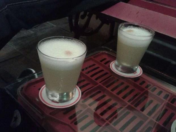 Cosa bere in Perù: il Pisco Sour
