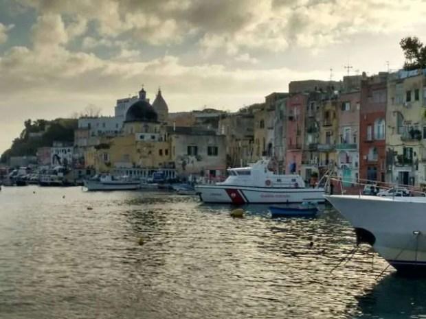 Viaggio nell'Italia del Sud: Procida
