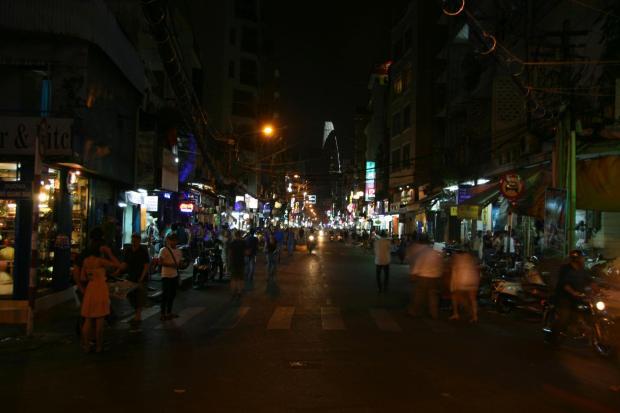 Vita notturna a Ho Chi Mihn