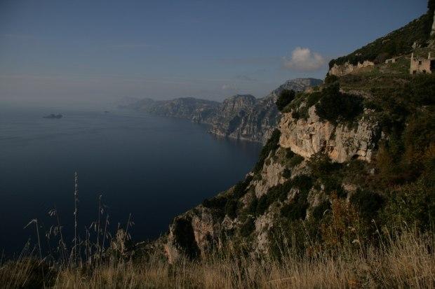 Panorama della Costiera Amalfitana dal Sentiero degli Dei