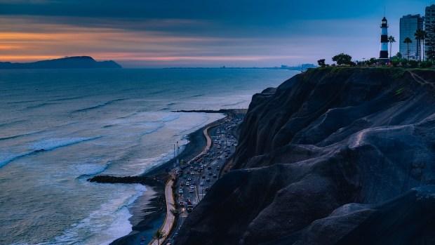 Viaggio i Perù: Il quartiere Miraflores a Lima
