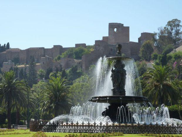 Vivere a Malaga: L'Alcazaba