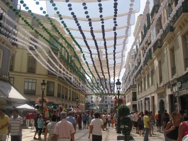 Andalusia quando? La Feria de dia a Malaga