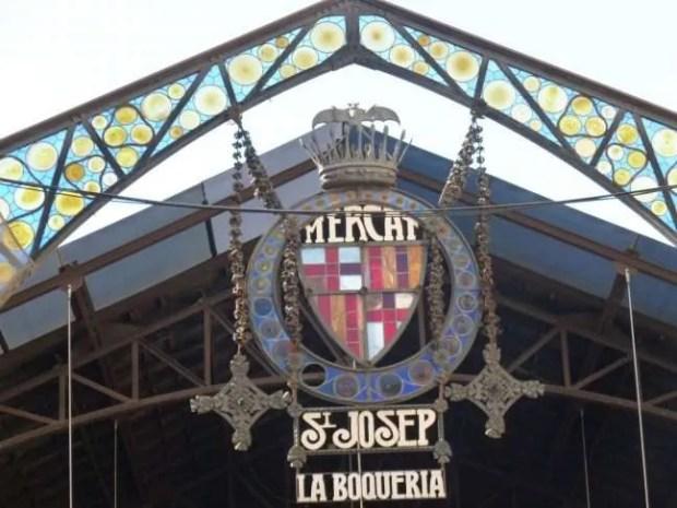 Il Mercato La Boqueria - Barcelona