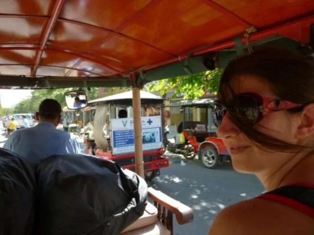 In viaggio tra Cambogia e Vietnam: arrivo a Phnom Pehn