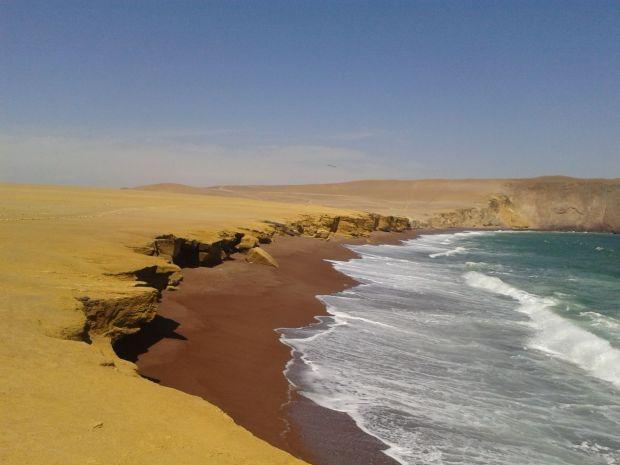 Viaggio in Perù - Deserto di Paracas