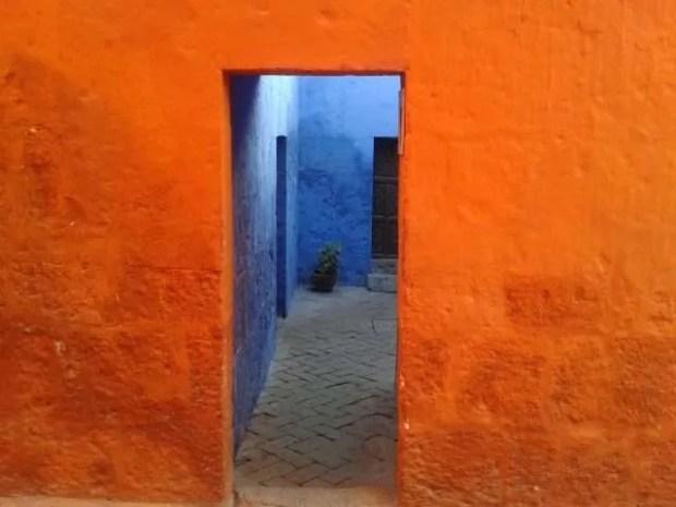 Viaggio i Perù: Convento di Santa Catalina - Arequipa