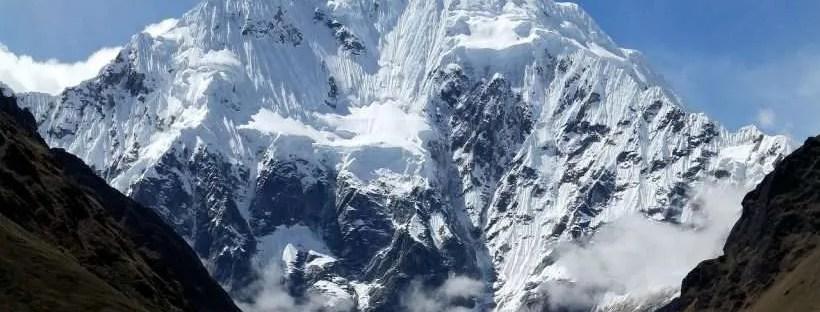 Il Salcantay Trek in Perù