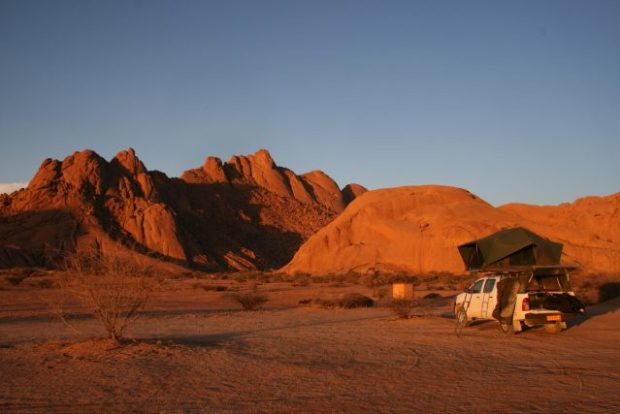 Itinerario tra Sudafrica e Namibia: Spitzkoppe