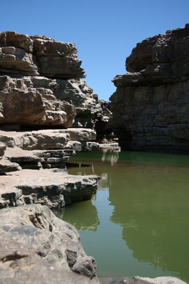 Fish River - Piscina naturale